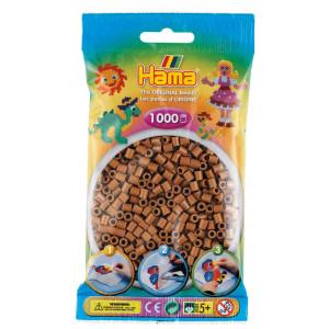 Hama Midi Perler 207-76 Nougat - 1000 stk