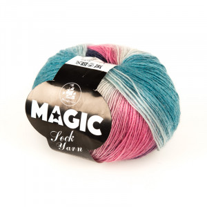Mayflower Magic Sock Yarn Print 04 Hyacint