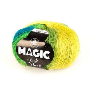 Mayflower Magic Sock Yarn Print 06 Sommer