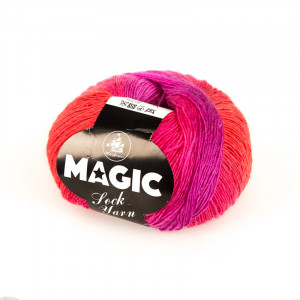 Mayflower Magic Sock Yarn Print 07 Solnedgang