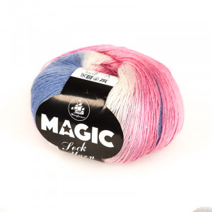 Mayflower Magic Sock Yarn Print 09 Forårsblomst
