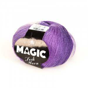 Mayflower Magic Sock Yarn Print 10 Tulipan