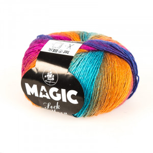 Mayflower Magic Sock Yarn Print 13 Sommersol