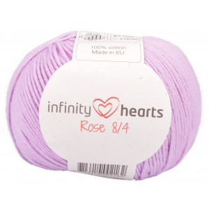Infinity Hearts Rose 8/4 Garn Unicolor 52 Syrin