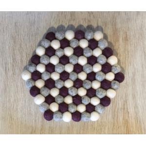 Bordskåner av Rito Krea - Bordskåner Sypakke 22cm