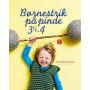 Børnestrik på pinde 3,5 - 4 - Bok av Lene Holme Samsøe på dansk