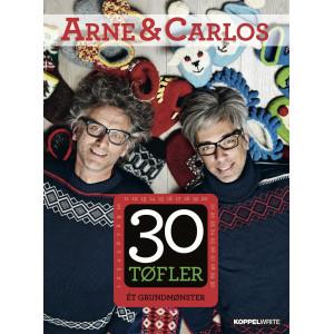 Bilde av 30 Tøfler - Bok På Dansk Av Arne Nerjordet Og Carlos Zachrison