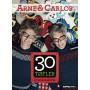 30 tøfler - Bok på dansk av Arne Nerjordet og Carlos Zachrison