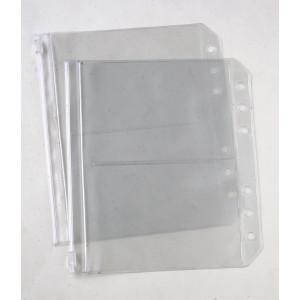 KnitPro Todelte Plastlommer til Ringperm - 2 stk