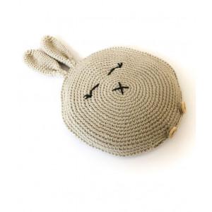 Kanin Varmepute av Winthersdesign - Varmepute Hekleoppskrift