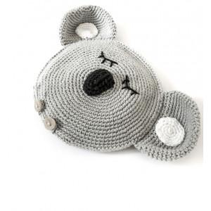 Koala Varmepute av Winthersdesign - Varmepute Hekleoppskrift