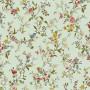 Spring Meadow Bomullslerret Stoff 110cm 490 Blomster - 50cm