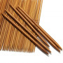 Infinity Hearts Bambus Strømpepinnesett 13 cm 2-5 mm 11 størrelser