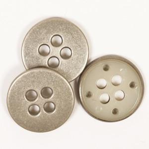 Metalknapp Stål 23mm 542 - 1 stk