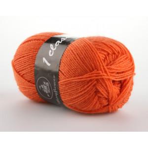 Mayflower 1 Class Garn Unicolor 2022 Oransje