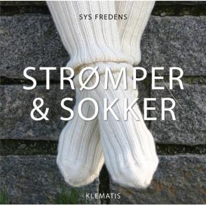 Strømper og sokker - Bok av Sys Fredens