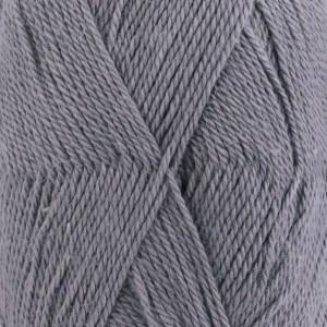 Drops BabyAlpaca Silk Garn Unicolor 6347 Blålilla
