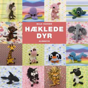 Hæklede dyr - Bok av Maja Hansen
