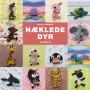 Hæklede dyr - Bok på dansk av Maja Hansen