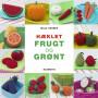 Hæklet frugt og grønt - Bok på dansk av Maja Hansen
