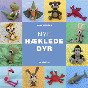 Nye hæklede dyr - Bok av Maja Hansen