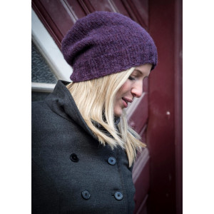 Mayflower Poselue - Lue Strikkeoppskrift Onesize