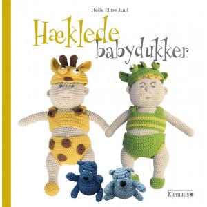 Hæklede babydukker - Bok av Helle Eline Juul
