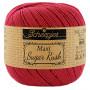 Scheepjes Maxi Sugar Rush Garn Unicolor 192 Scarlet