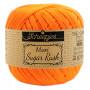 Scheepjes Maxi Sugar Rush Garn Unicolor 281 Mandarin
