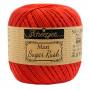 Scheepjes Maxi Sugar Rush Garn Unicolor 390 Valmue Rose