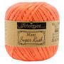Scheepjes Maxi Sugar Rush Garn Unicolor 410 Rik Korall