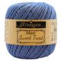 Scheepjes Maxi Sweet Treat Garn Unicolor 261 Capri Blå