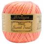 Scheepjes Maxi Sweet Treat Garn Unicolor 264 Lys Korall