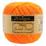 Scheepjes Maxi Sweet Treat Garn Unicolor 281 Mandarin