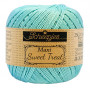 Scheepjes Maxi Sweet Treat Garn Unicolor 397 Cyan