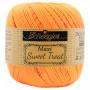 Scheepjes Maxi Sweet Treat Garn Unicolor 411 Søt Appelsin