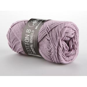 Mayflower Cotton 8/4 Garn Unicolor 1478 Syrin
