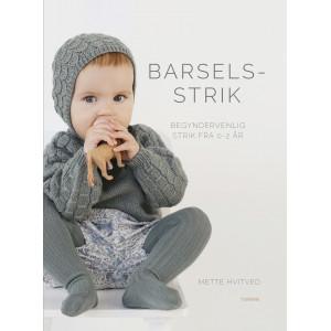 Barselsstrik - Bok av Mette Hvitved