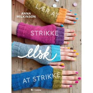 Lær at strikke, elsk at strikke - Bok av Anna Wilkinson