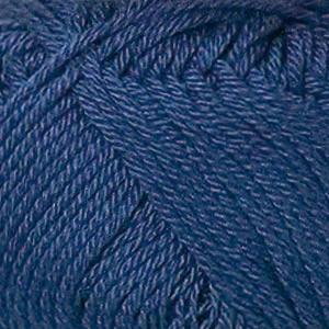 Järbo Tropik Garn Unicolor 55009 Mørk Jeansblå