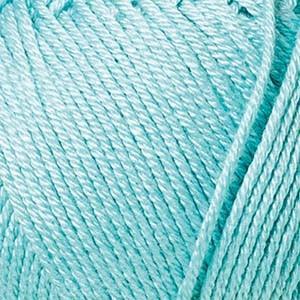 Järbo Tropik Garn Unicolor 55025 Lys Turkis
