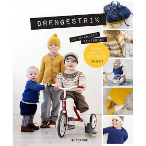 Drengestrik - Bok av Charlott Pettersen