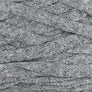 Hoooked Ribbon XL Trikotgarn Unicolor 31 Stein/Grå