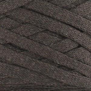 Hoooked Ribbon XL Trikotgarn Unicolor 39 Gråbrun