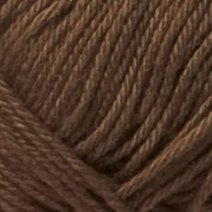 Järbo Minibomull Garn 71004 Brun 10g