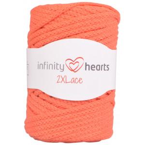 Infinity Hearts 2XLace Garn 26 Oransje