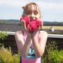 Miljøvennlige Vannballonger av Rito Krea - Vannballonger Hekleoppskrift 10x5 cm - 8 stk