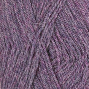 Drops Alpaca Garn Mix 4434 Lilla/Fiolett