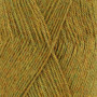 Drops Alpaca Garn Mix 7233 Gulgrønn