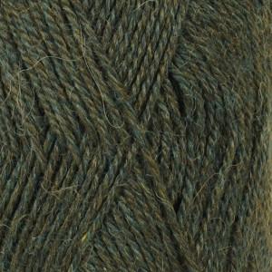 Drops Alpaca Garn Mix 7815 Grønn/Turkis